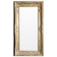 Gold Ornate Shabby Chic Mirror (Extra Large)